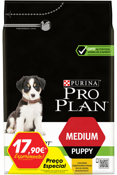 Ração ProPlan Medium Puppy Optistart
